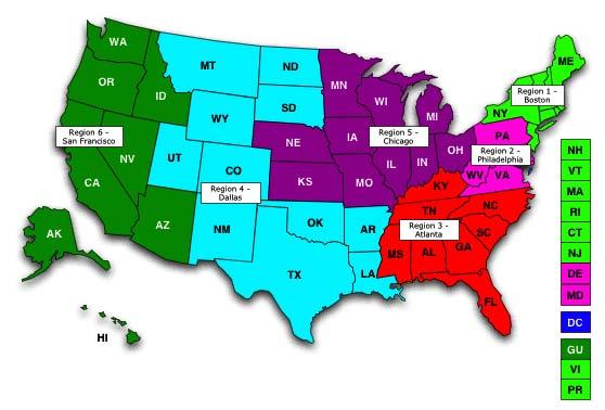 Workforce Developments Unemployment Extension Links MidAtlantic - Us map of the mid atlantic region